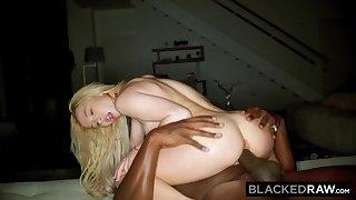 BLACKEDRAW Look handy her boyfriend, waxen guys don't achieve it for her